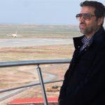ترمینال منطقه آزاد ماکو امروز مورد بهره برداری قرار گرفت/فرودگاه منطقه آزاد ماکو از افتخارات معماری استان است