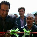 افتتاح مسجد محمد رسولالله(ص) روستای تازهکند بازرگان