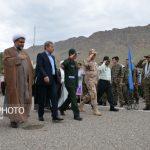 همزمان با سالروز پیروزی خرمشهر صبحگاه مشترک نیروهای مسلح در شهرستان ماکو