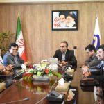 در نشست رئیس و اعضای خانه صنعت استان با دکتر سلیمانی مطرح شد: اعلام آمادگی خانه صنعت، معدن و تجارت آذربایجان غربی برای همکاری با منطقه آزاد ماکو