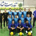 تیم فوتسال شوط به لیگ دسته 2 باشگاه های کشور صعود کرد