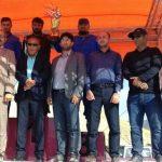 نفرات برتر مرحله دوم آفرود قهرمانی کشور در ماکو مشخص شدند