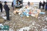 مدیرغذا و دارو: پارسال 21 هزار قلم مواد غذایی غیرمجاز در ماکو امحا شد