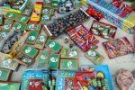 کشف بیش از ۴هزار عدد مواد محترقه قاچاق در ماکو