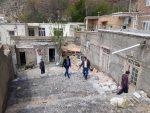 """حفاری غیرمجاز در محله """"خنجرخان """" ماکو ناتمام ماند"""