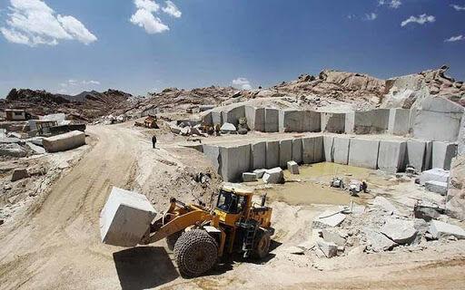 امسال هزار میلیارد ریال مواد معدنی از معادن منطقه آزاد ماکو استخراج شد