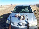 ۸ شکارچی متخلف در شمال آذربایجانغربی دستگیر شدند