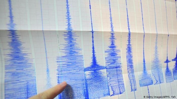 """زمین لرزه ۳.۱ ریشتری """"نازک علیا"""" در آذربایجانغربی را لرزاند"""