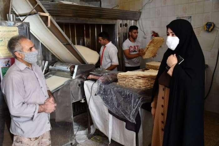 رییس اتحادیه نانوایان ماکو: سهمیه آرد جوابگوی نیاز شهرستان نیست