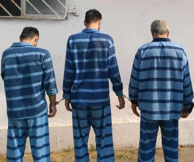 ۴ سارق حرفهای با سرقت ۱۵ میلیارد ریالی در ماکو دستگیر شدند