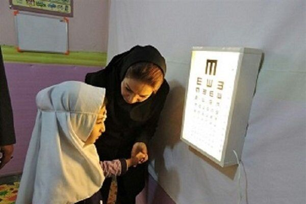 ۳ هزار کودک چالدرانی سنجش بینایی میشوند