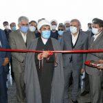 سالن ورزشی چند منظوره شهید سلیمانی شهرستان شوط به بهره برداری رسید