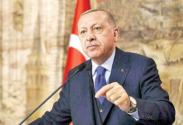 اردوغان از امپراتوری خود رونمایی کرد!