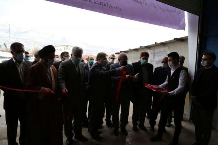 ۲ واحد تولیدی با سرمایه گذاری ۸۵۰ میلیارد ریال در منطقه آزاد ماکو افتتاح شد