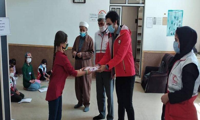 کاروان سلامت میهمان روستاهای شمال آذربایجانغربی