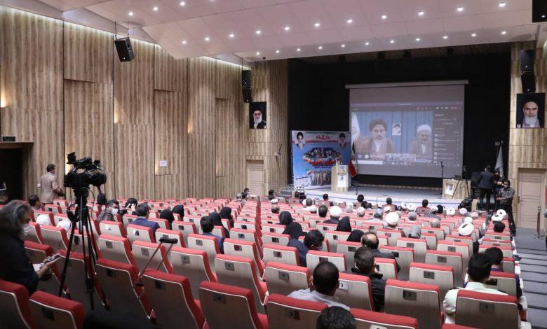 همایش حضور حداکثری در انتخابات ۱۴۰۰ و انتخـاب اصلح به میزبانی ماکو
