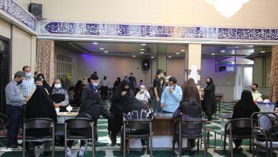 حضور اقشار مختلف مردم ماکو در پای صندوقهای رای