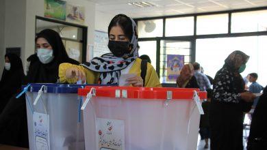 """شور و شعور انتخابی در شهر مرزی """"بازرگان"""" پای صندوق های رای"""