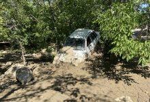 سیل در ۲۷ روستای چالدران جاری شد