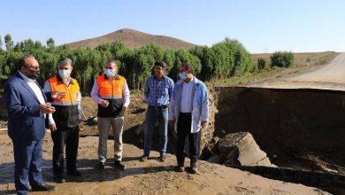 فرماندار: سیل ۱۱۰ میلیارد ریال به چالدران خسارت زد