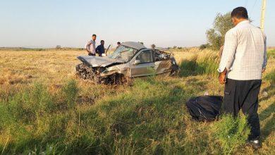 حادثه رانندگی با ۲ کشته در پلدشت
